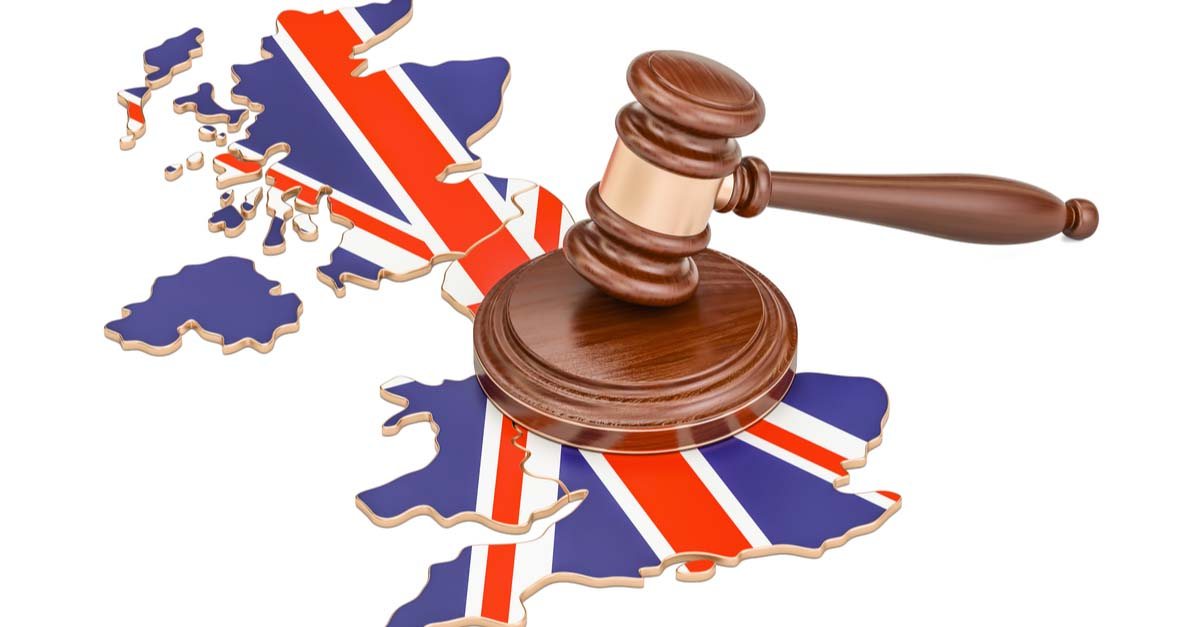 Can I get a UK Divorce when I live abroad