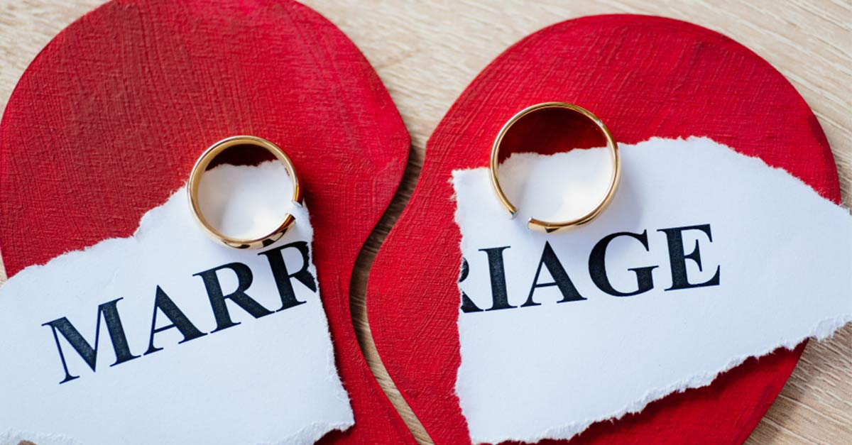 The 5 Stages of Divorce – The Process