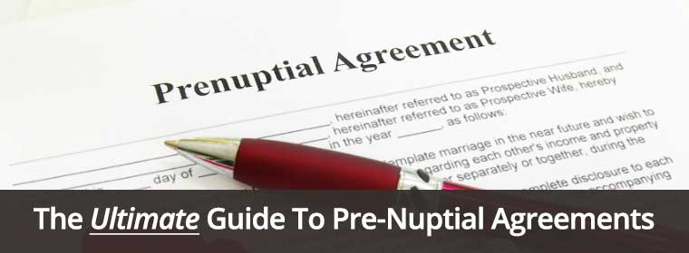 The Ultimate Guide To Prenuptial Agreements by Sinclair Law Solicitors