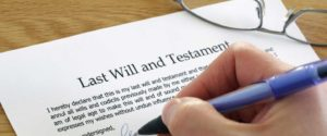 Speak to a Wills Specialist in Wilmslow and sign your last Will & Testament